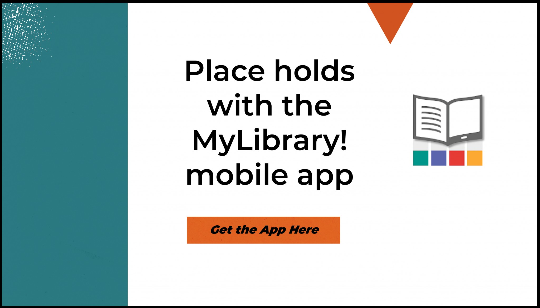 MyLibrary Mobile App