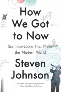 Book Cover: How We Got to Now