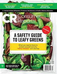 March 2020 Cover of Consumer Reports