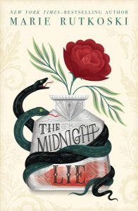 The Midnight Lie book cover