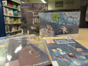 Assorted books about astronomy