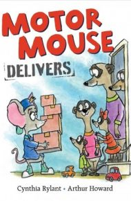 Motor Mouse Delivers - Cynthia Rylant