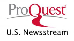 ProQuest US Newsstream logo