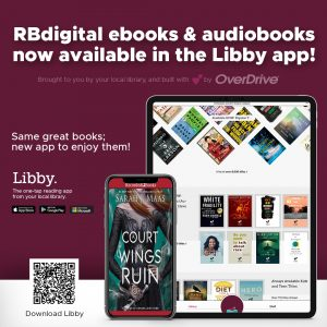 Link to download the Libby app