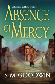 Absence of Mercy - S.M. Goodwin