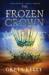 The Frozen Crown - Greta Kelly